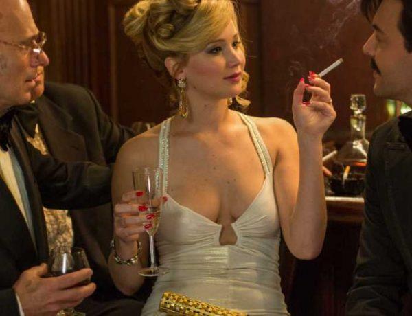 Jennifer Lawrence in 'American Hustle